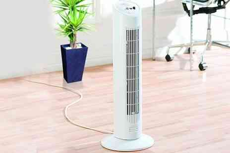 Groupon Goods Global GmbH - Daewoo 30 InchTower Fan - Save 0%