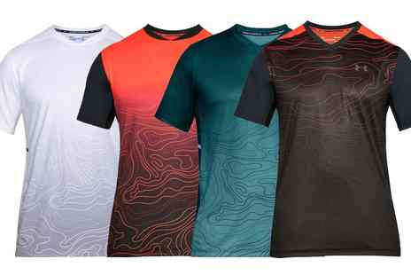 Groupon Goods Global GmbH - Under Armour Sports Tshirt - Save 27%