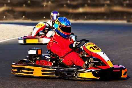 Ace Karting - 50 laps of go karting - Save 33%