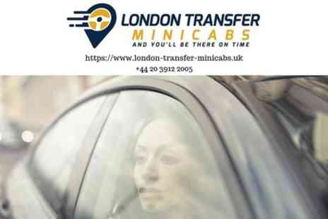 London Transfer Minicabs - London to Stansted Airport Private Transfer - Save 0%