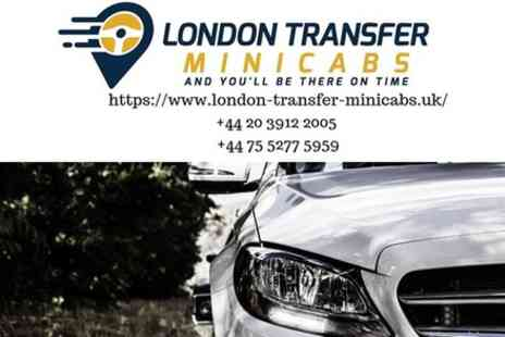 London Transfer Minicabs - Stansted Airport to London Private Transfer - Save 0%