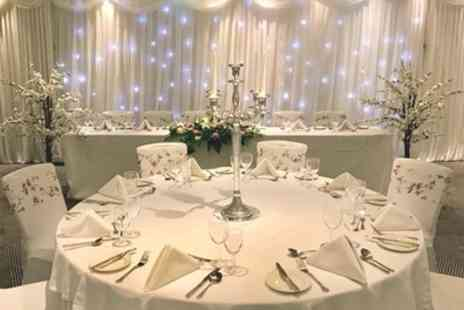 Double Tree Bristol North - Wedding Package for 50 Day and 80 Evening Guests - Save 66%