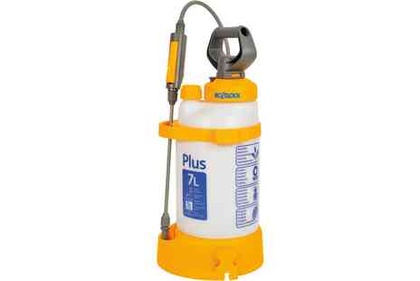 Groupon Goods Global GmbH - Hozelock 7L Pressure Sprayer - Save 0%