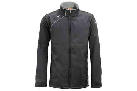 Groupon Goods Global GmbH - Puma Mens Softshell Jacket - Save 0%