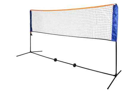 Groupon Goods Global GmbH - 5m Large Foldable Multi Purpose Net - Save 0%