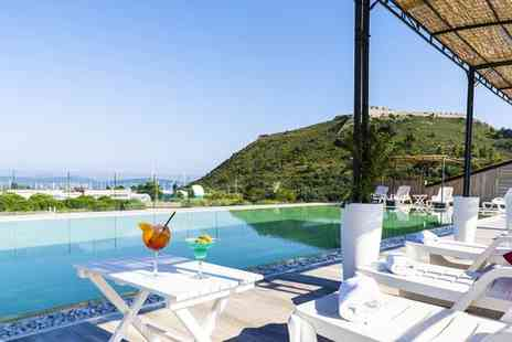 A Point Porto Ercole Resort & Spa - Five Star Modern Luxury in Charming Seaside Town for two - Save 73%