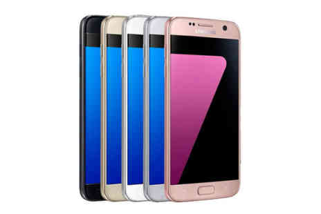 Renew Electronics - Refurbished Samsung Galaxy S7 choose from five colours - Save 28%