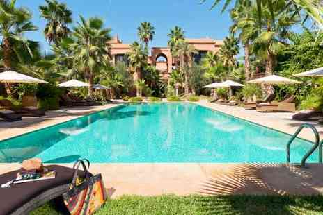 Tigmiza Suites & Pavillons - Five Star Luxury Oasis in La Palmeraie for two - Save 47%
