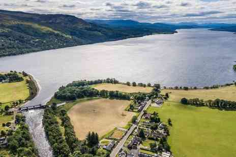 Dunalastair Hotel Suites - Five star Charming Hotel on the Edge of a Loch for two - Save 15%
