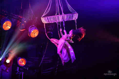 Circus Vegas American Circus - Grandstand ticket for one child - Save 55%