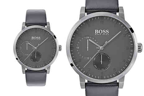 Ticara Watches - Mens Hugo Boss HB1513595 Oxygen watch - Save 50%