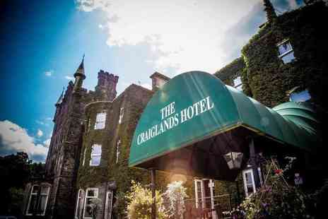 The Craiglands Hotel - Overnight West Yorkshire stay for two people with breakfast - Save 42%