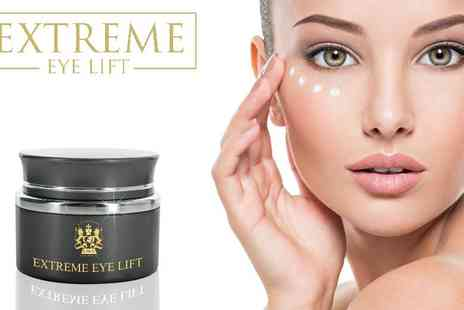 Trading as Salon Beauty Store - Extreme lifting eye cream - Save 69%