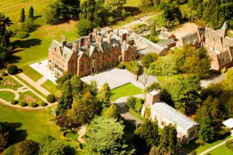 Wroxall Abbey Estate & Spa - 1 or 2 Nights Stay for Two with Breakfast, Dinner and Spa Access - Save 0%