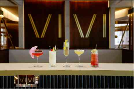 VIVI at Centre Point - Dining Experience with Cocktail and Wine for Two - Save 0%