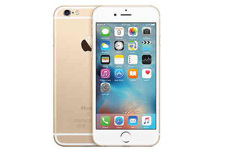 E Circuits - Unlocked Apple iPhone 6S 16Gb or 64Gb Available in Four Colours - Save 73%