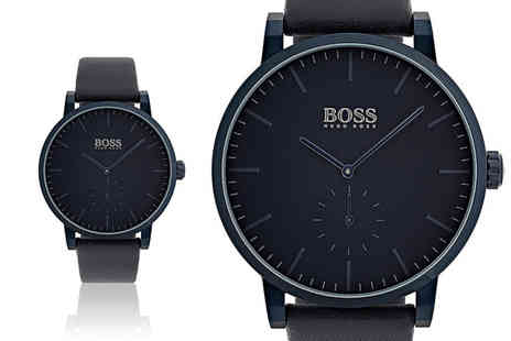 Ticara Watches - Mens Hugo Boss HB1513502 Essence watch - Save 46%