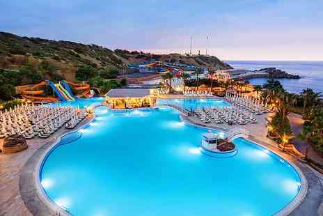Cyprus Paradise - Five star beachfront holiday with room upgrade and massage - Save 0%