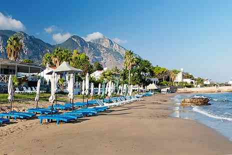 Cyprus Paradise - Seven Nights luxury holiday in Kyrenia with 15% off - Save 0%