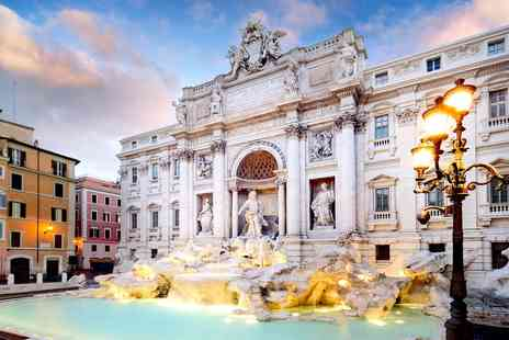 Jetline Holidays - Two nights Rome city break with flights - Save 0%