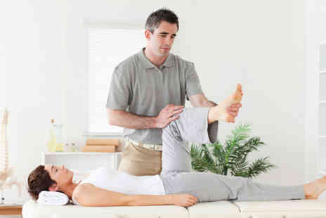 Equanimity Clinic - Session of osteopathic or sports injury consultation and treatment - Save 72%
