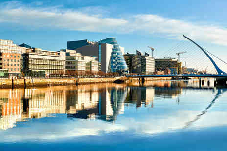 Crystal Travel - Two nights Dublin city break with return flights - Save 52%