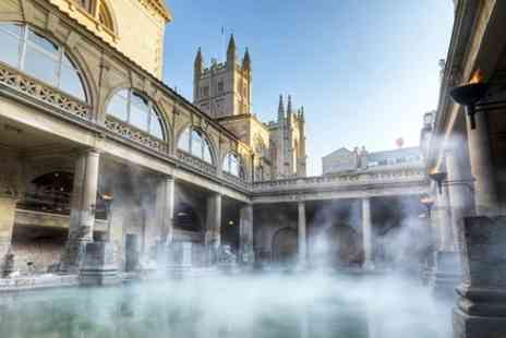 Bath Walking Tours - Walking Tour and Roman Baths entrance - Save 0%