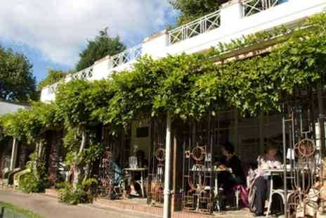 La Petite Petanque - Afternoon Tea for Two or Four - Save 44%