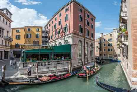 Hotel Bonvecchiati - Four Star Fantastic Location by St Marks Square for two - Save 59%
