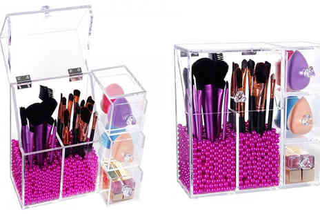 My Blu Fish - Makeup Brush Organiser - Save 67%