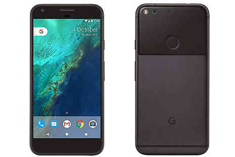 Stock Must Go - Google Pixel 32Gb Smartphone Choose Unlocked And Sim Free - Save 37%