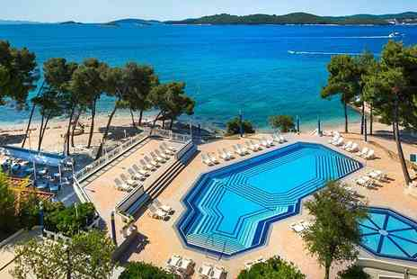 Jetline Holidays - Seven nights Croatia escape with flights, meals and drinks - Save 0%