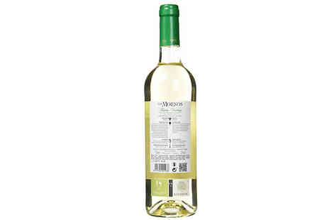 MGB Lifestyles - 12 Bottles of Airen And Verdejo White Wine - Save 67%