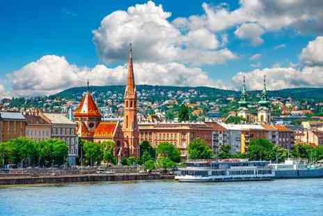 Bargain Late Holidays - Four Star Escape with a two, three or four nights getaway to Budapest Now with the ability to choose your flight - Save 0%
