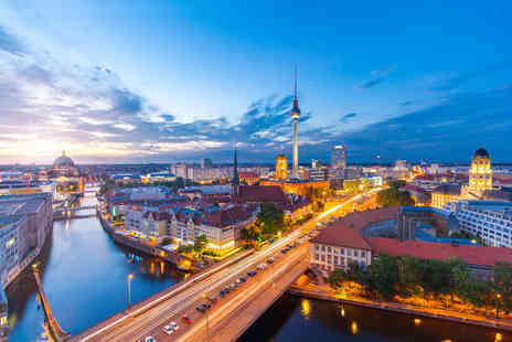 Weekender Breaks - Two nights Berlin stay and return flights - Save 38%