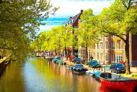 Crystal Travel - Two nights Amsterdam city break with breakfast and return flights - Save 20%