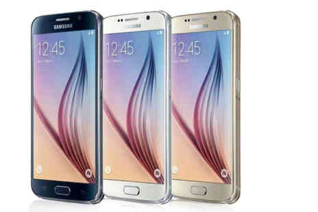 Renew Electronics - Refurbished Samsung Galaxy S6 - Save 35%