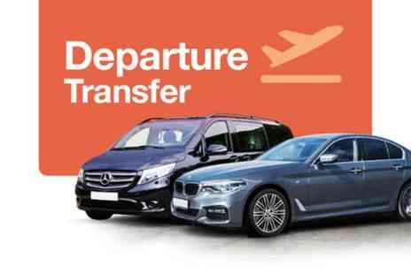 QuickTransfer - Private Departure Transfer from Liverpool City to Liverpool Airport - Save 0%