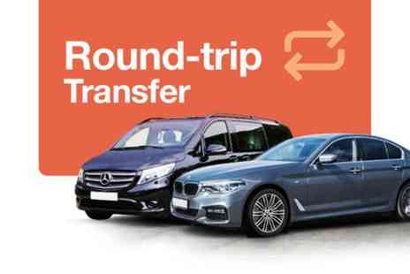 QuickTransfer - Private Liverpool Airport Liverpool City Round Trip Transfer - Save 0%