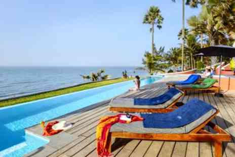 The Gambia Experience - Boutique luxury Gambia beach escape with dinner, wine and massage - Save 0%