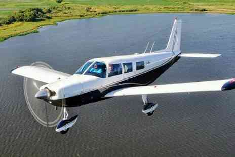 Blue Yonder Air Tours - 15 minute sightseeing flying experience - Save 58%