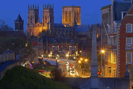 York Boutique Lets - York getaway and a bottle of Prosecco for up to three people - Save 37%