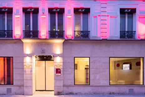 Hotel Opera Vivaldi - Double Room for Two with Breakfast and Seine Cruise - Save 37%