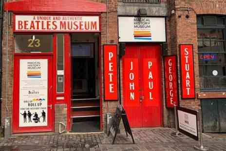 Brilliant Liverpool Tours - Beatles Walk and Magical Beatles Museum experience with John and Yoko exhibition - Save 0%