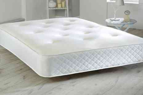 Groupon Goods Global GmbH - High Density Memory Foam Signature Mattress - Save 0%