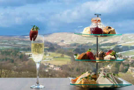 Holmfirth Vineyard - Sparkling afternoon tea, wine tasting and vineyard tour for two people - Save 36%