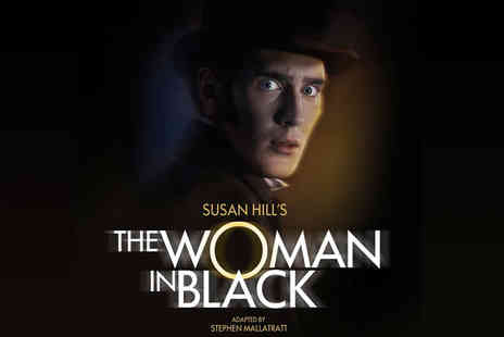 Encore Tickets - Band A ticket to see The Woman in Black at The Fortune Theatre - Save 0%