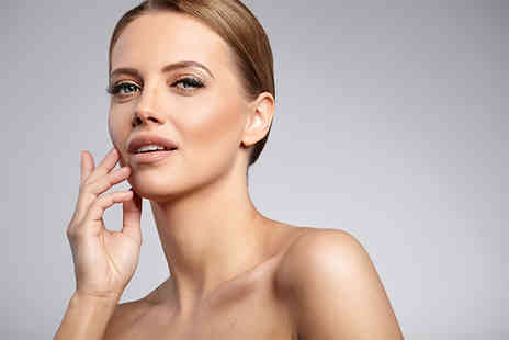 PCK Skin - Alma Laser face, neck and decolletage lift session including a consultation - Save 91%