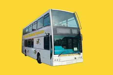 Manchester Sightseeing Tours and Day Trips - Best of Manchester City of Firsts Premium Bus Tour - Save 0%