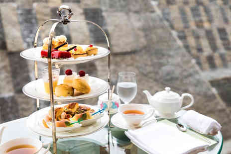 Thoresby Hall - Afternoon tea for two people with a glass of Prosecco each - Save 20%